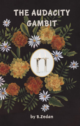 The Audacity Gambit ebook cover