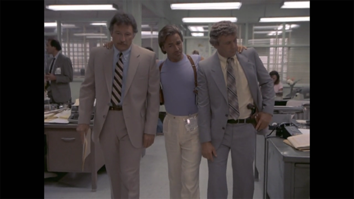 Look at these nerds and their department store suits.
