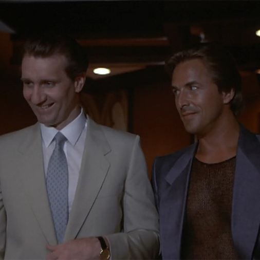 Miami Vice: Season 1, Episode 2 - Heart of Darkness
