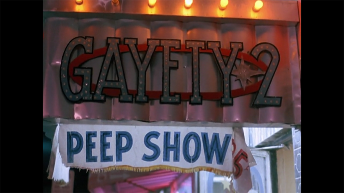 "Def thought this said ""Deep Show"""
