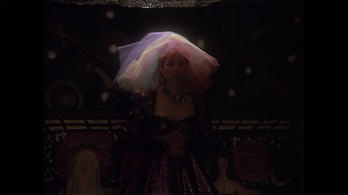 The amount of tulle used here is jealousy-inducing