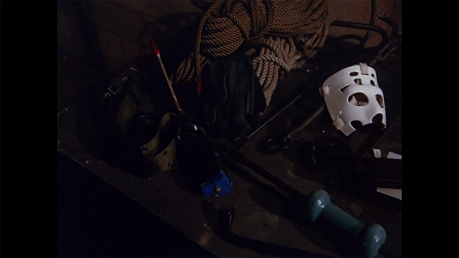 Though I see hocky masks and think Casey Jones because that's what my childhood was