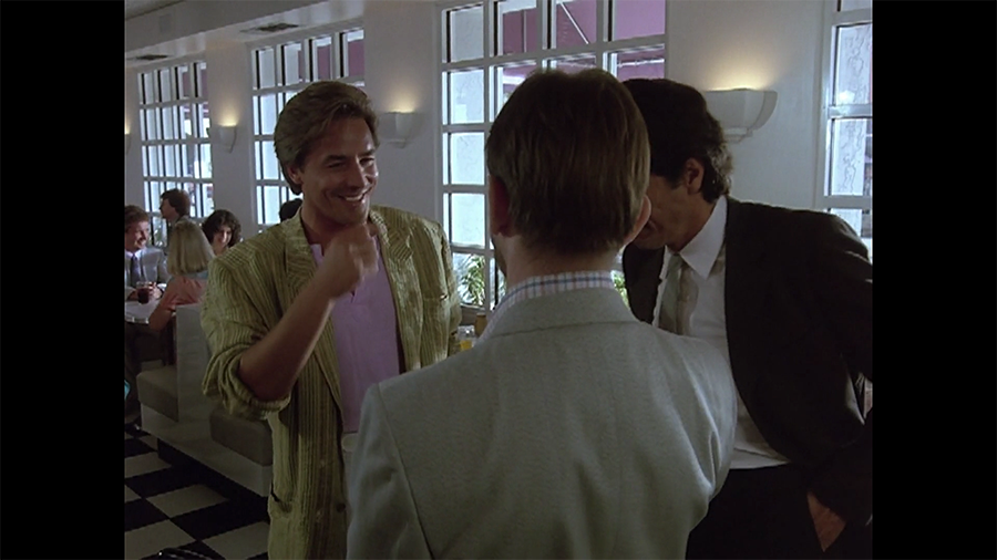 Another nightmare coat from Crockett this ep