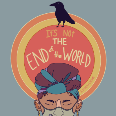 Square cover image of End of the World ebook