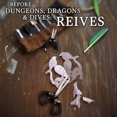 Square cover image of Reives e-book