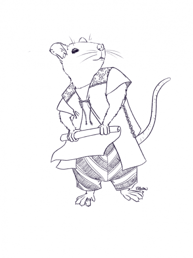 RPG Races: Rat