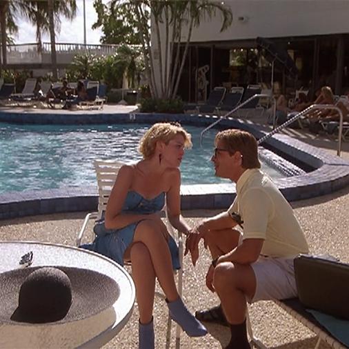 Miami Vice episode 13, The Golden Triangle