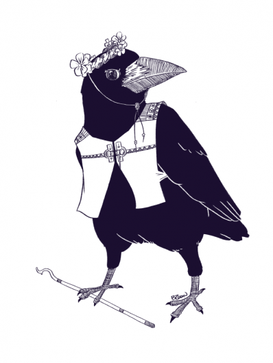 RPG Races: crow